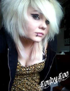 LOOK! I dyed my hair! Sep609-2
