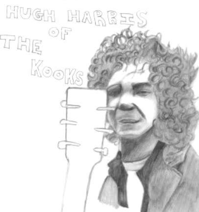 Some Of My Drawings C= Hughharrisdrawing-1-1