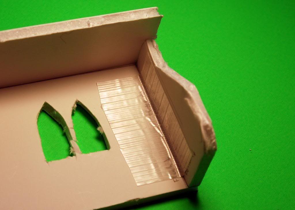 Mordheimer's Collapsible Terrain Log (SUPER PIC HEAVY!) B01-ConstWiP12