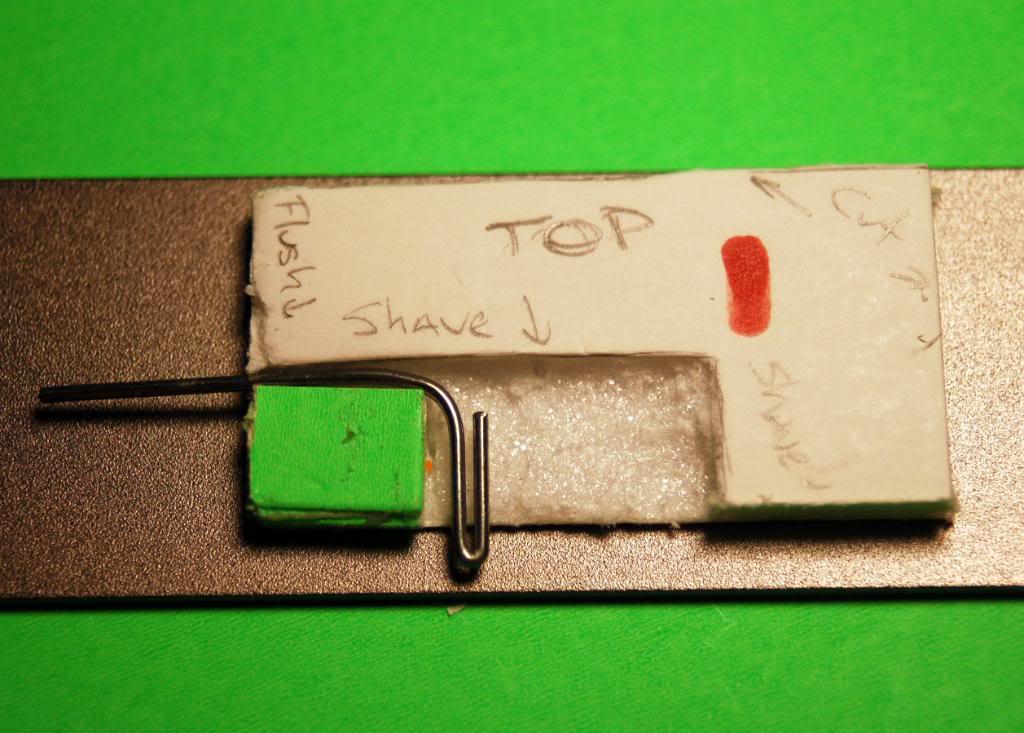 Mordheimer's Collapsible Terrain Log (SUPER PIC HEAVY!) B01-LockFail12