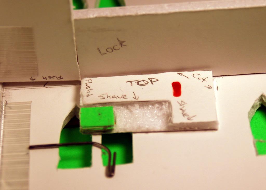 Mordheimer's Collapsible Terrain Log (SUPER PIC HEAVY!) B01-LockFail13