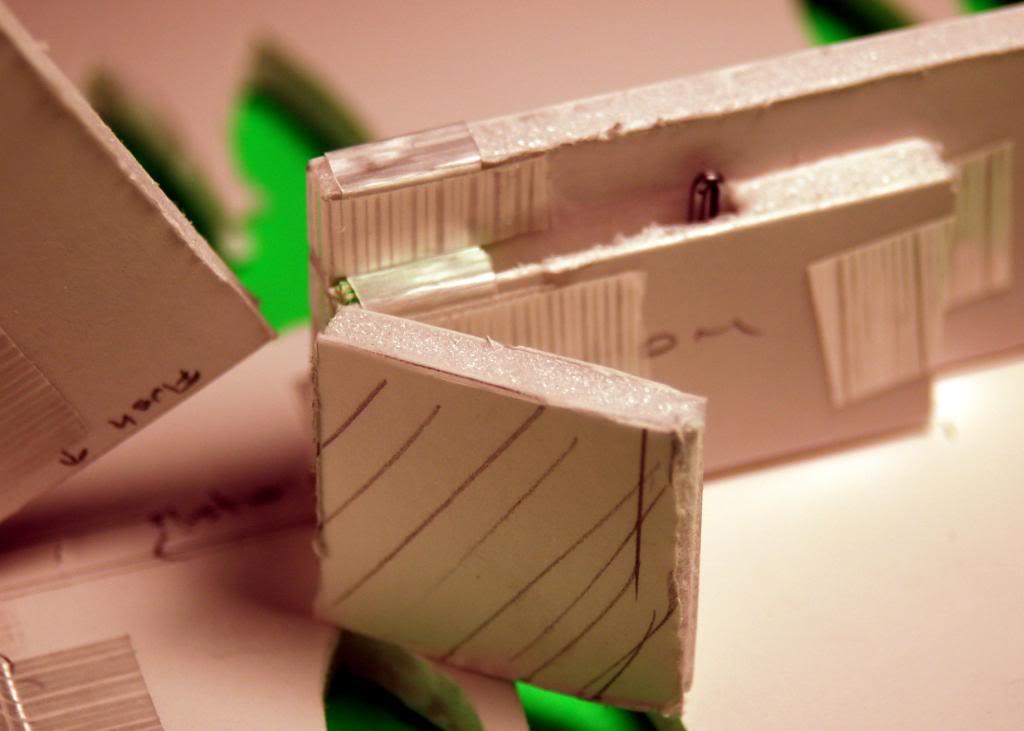 Mordheimer's Collapsible Terrain Log (SUPER PIC HEAVY!) B01-LockFail17