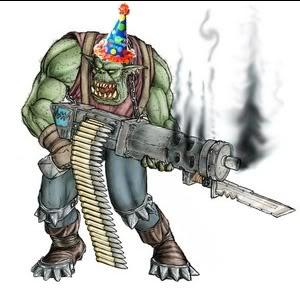 Happy Birthday, Utan!!! OrkBirthdayWAAAGH