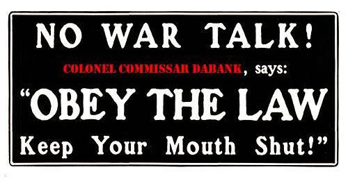Death Squads Imperial Propaganda Posters ImperialPropaganda04