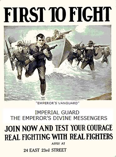 Death Squads Imperial Propaganda Posters ImperialPropaganda05