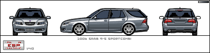 Uusi autosi vaja!! Saab9-5sportcombi