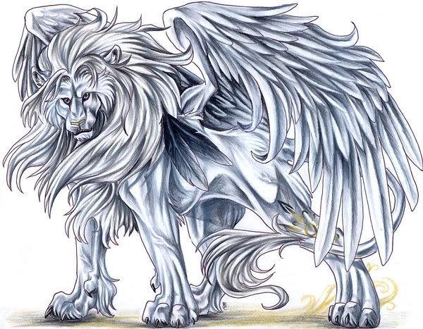 Kiara's Zanpakuto Holy_Lion_by_PearlEden