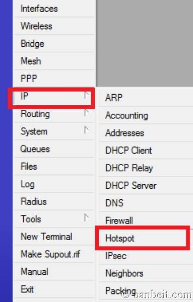 Sử dụng MIKROTIK RouterOS cho việc quản lý truy cập Internet 1