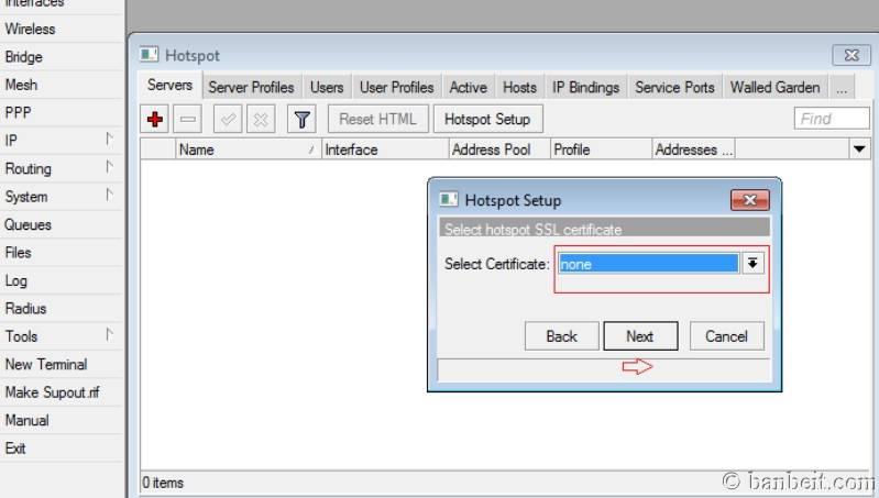 Sử dụng MIKROTIK RouterOS cho việc quản lý truy cập Internet 5