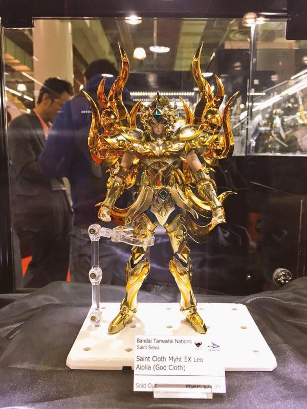 [Comentários] Saint Cloth Myth EX - Soul of Gold Aiolia de Leão - Página 6 24655432-685F-4177-9C3E-76E5A4C404A0