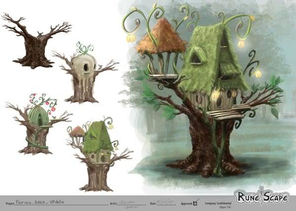News Update #5 18/04/09 Fairy_houses