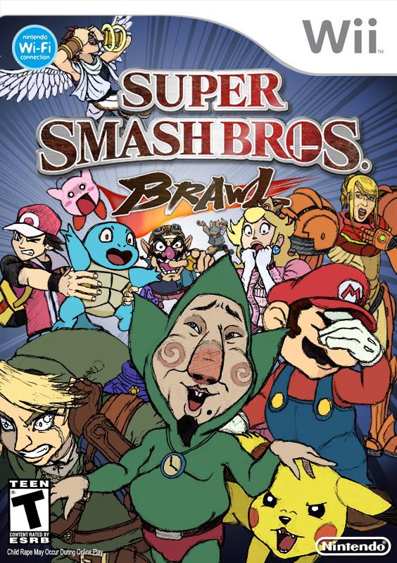 super smash bros brawl 15mxvlw