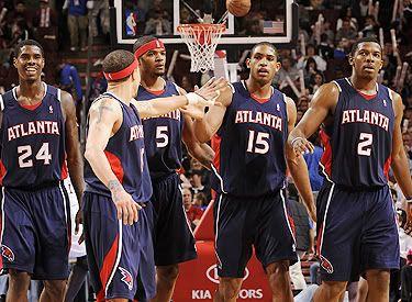 Atlanta Hawks [KG] AtlantaHawks