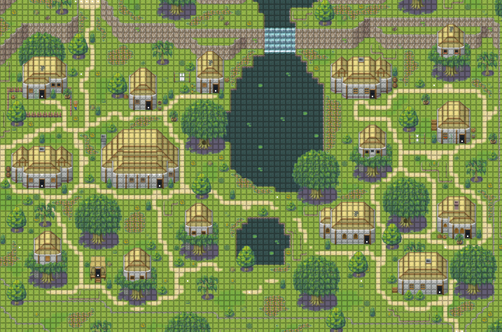 Memories of Gaia CityMap2