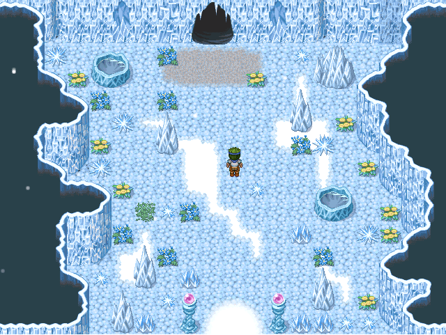 Memories of Gaia IceCave