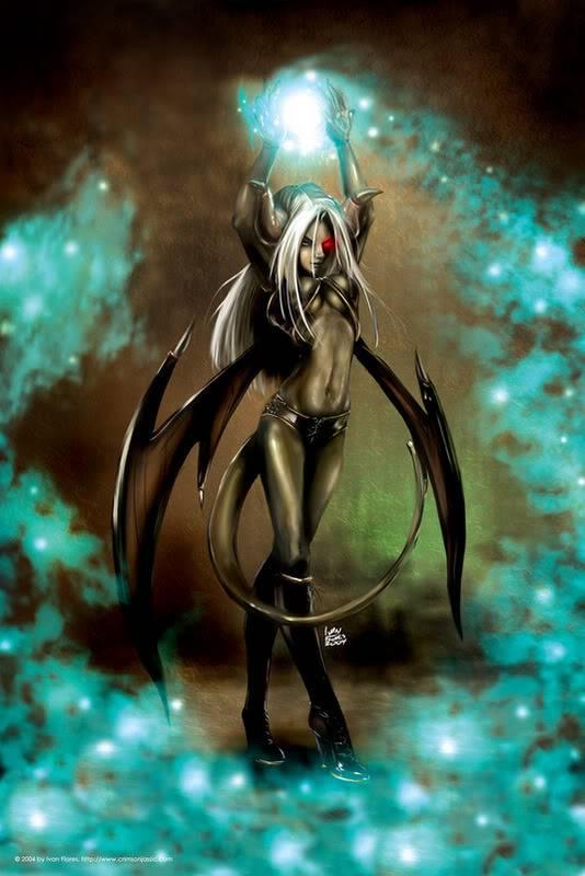 Amy Lucifer The_Demon_Girl