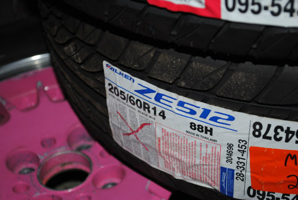 ej8 project - Page 2 Tires-1