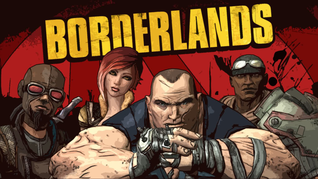 Borderlands Bordelands1