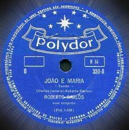 Roberto Carlos Discografia completa RC1959