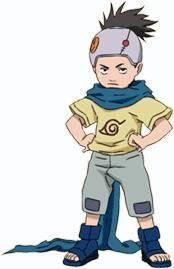 el + feo de naruto Naruto-Konohamaru