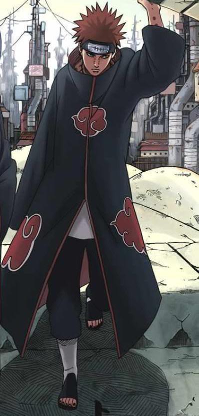 NARUTO (A partir del Equipo Hebi) [Spoilers] Naruto-Pein