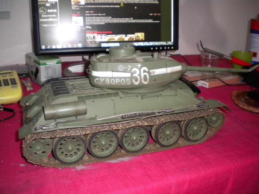 T-34, che passione!!! (Work in progress) DSCN1560