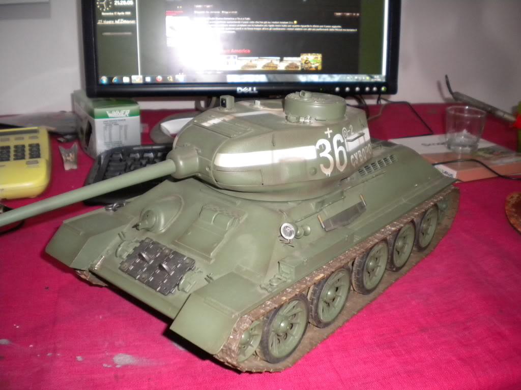 T-34, che passione!!! (Work in progress) DSCN1562
