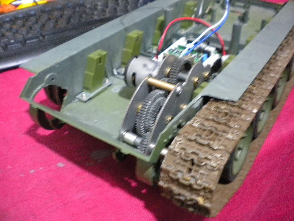 T-34, che passione!!! (Work in progress) DSCN1588