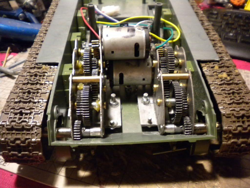 T-34, che passione!!! (Work in progress) - Pagina 2 DSCN1591