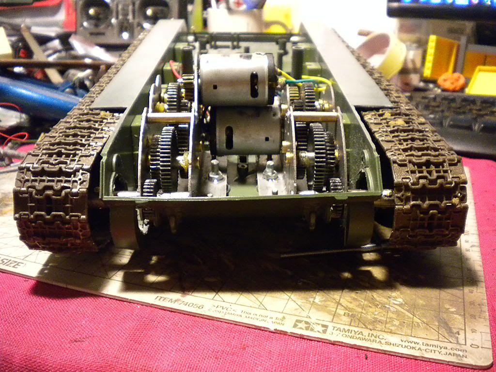 T-34, che passione!!! (Work in progress) - Pagina 2 DSCN1592