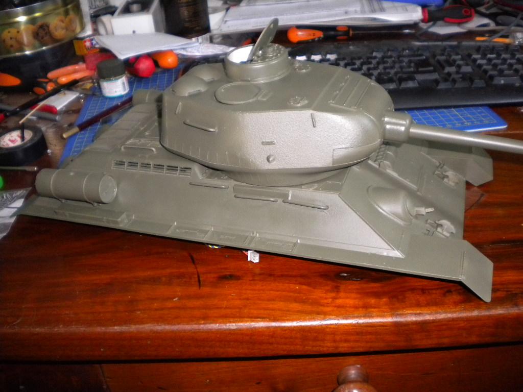 T-34, che passione!!! (Work in progress) - Pagina 9 DSCN2108
