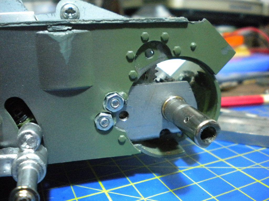 T-34, che passione!!! (Work in progress) - Pagina 10 DSCN2142