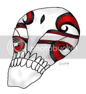 Zakku Tensai Hollow_Mask