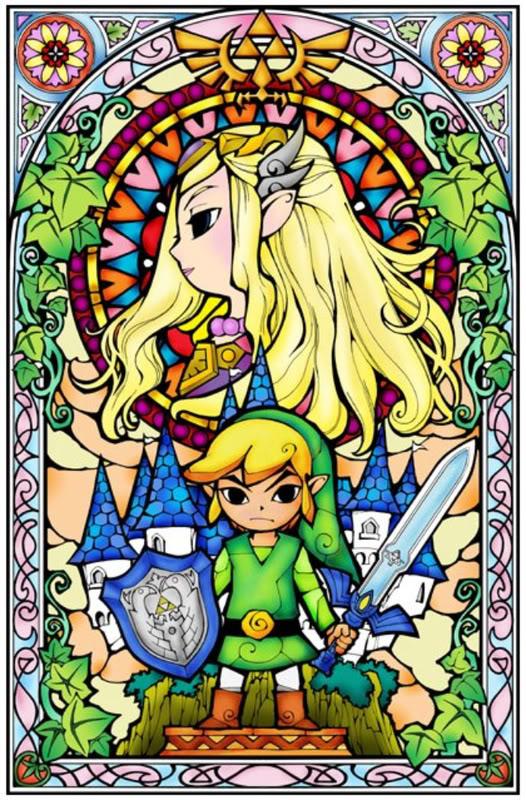 **F.C de Zelda** 123