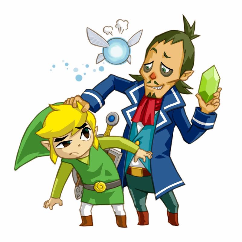 **F.C de Zelda** PH_art_LinkLineback01