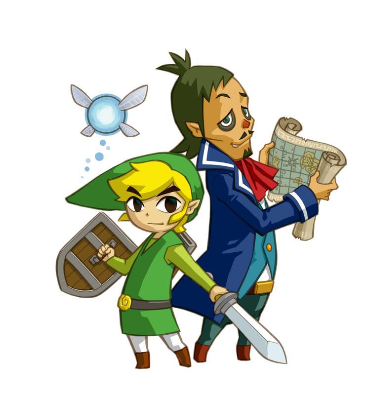 **F.C de Zelda** PH_art_LinkLineback02