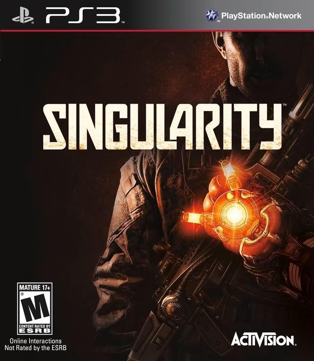 Singularity Singularity