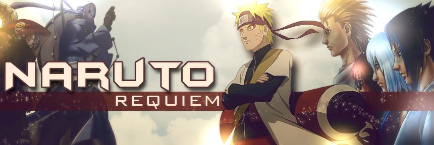 Naruto Requiem  RequiemBanner