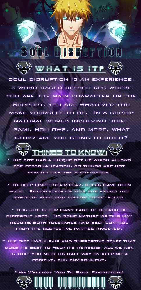 Advertising & Affiliating For SD SoulDisruptionAd