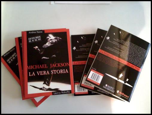 """[IN USCITA][LIBRO] """"Michael Jackson - La Vera Storia"""" di Andrea Razza (con foto inedite!) - Pagina 2 Copia1"""
