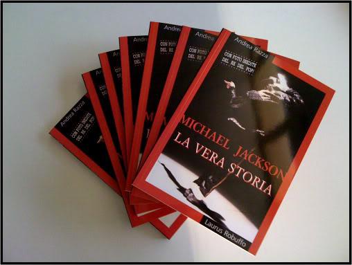 """[IN USCITA][LIBRO] """"Michael Jackson - La Vera Storia"""" di Andrea Razza (con foto inedite!) - Pagina 2 Copia2"""
