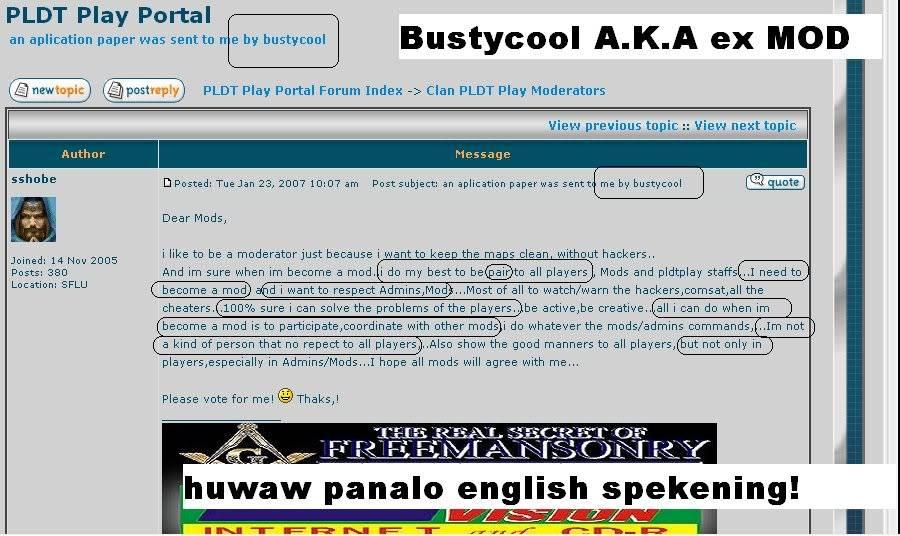 [EX-MOD]Bustycool BustycoolAKACOinflip-panalo