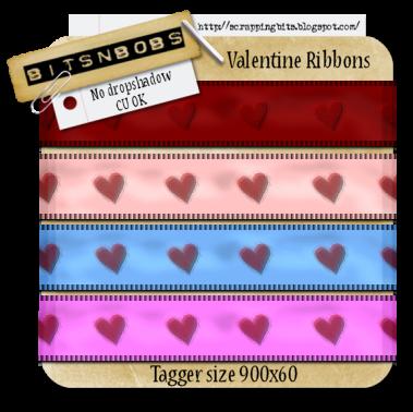Valentine's Ribbon's - By: Bits N Bobs BNB-Valentine-ribbon-preview