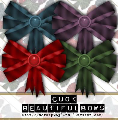 Bows - By: Bits N Bobs Beautiful-bows