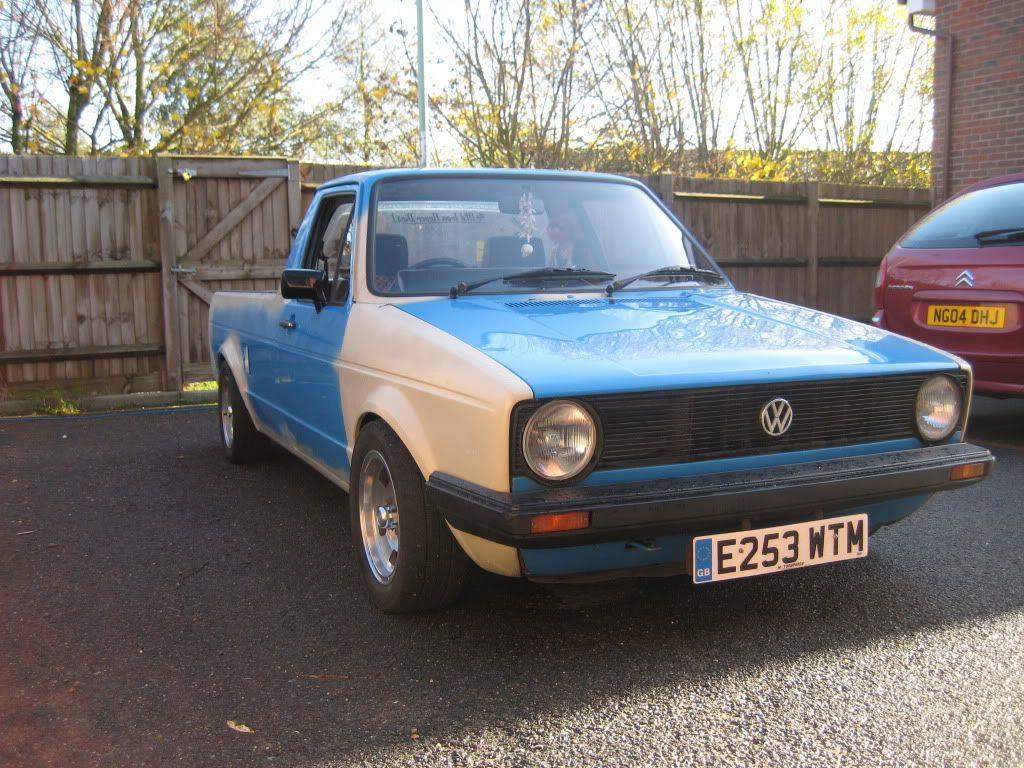 My lovely Blue 1.6D Caddy....First Project!! - Page 2 IMG_0088