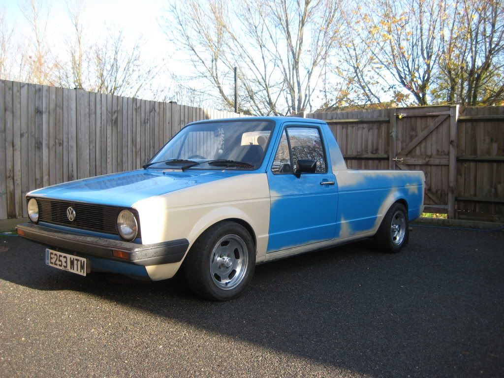 My lovely Blue 1.6D Caddy....First Project!! - Page 2 IMG_0089