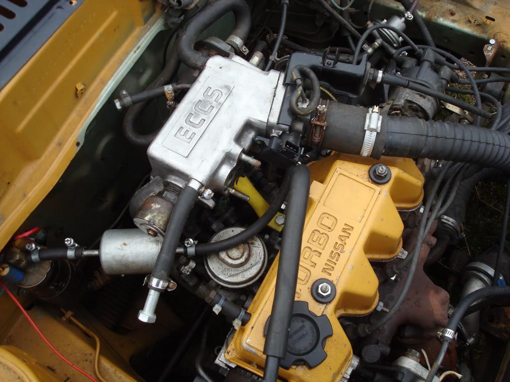 E34 RRT - nissan micra k10 turbo 122whp 174wnm @1,2bar DSC02779