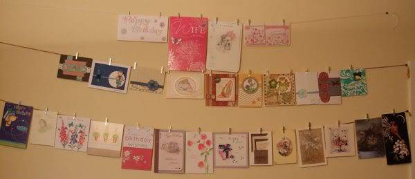 My Birthday cards Birthdaycards2011