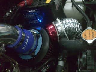 myvi air filter   CAI