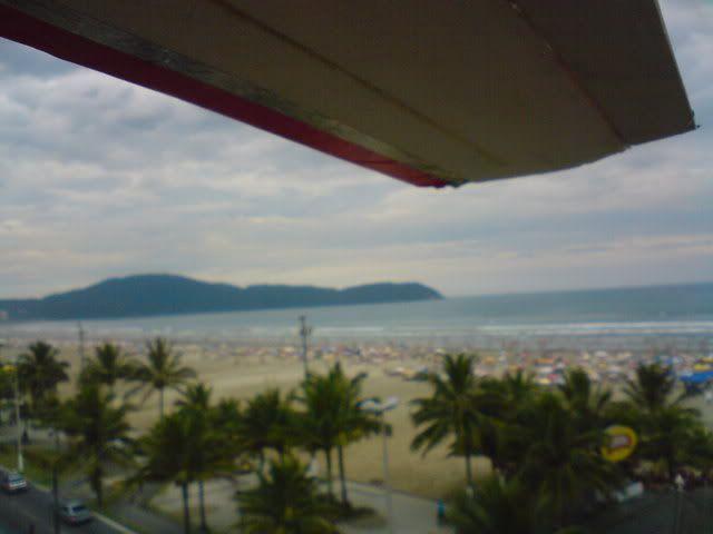 Agora sim, BIGUA  voando na praia Imagem063